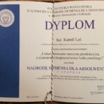 Dyplom Siemensa