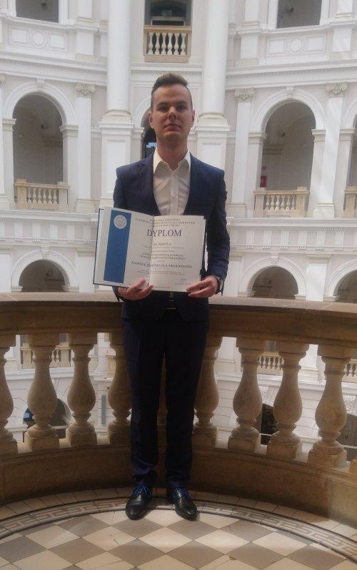 Kamil Leś konkurs Siemens