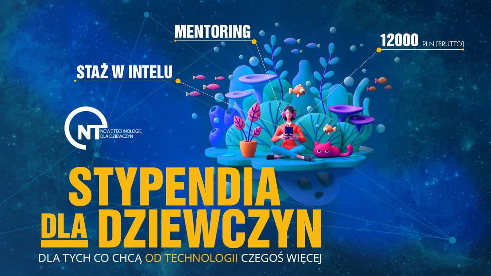 Aleksandra Lis – laureatką konkursu Nowe Technologie dla Dziewczyn