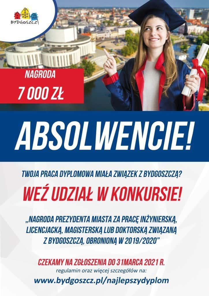 Najlepszy dyplom 2021 Bydgoszcz