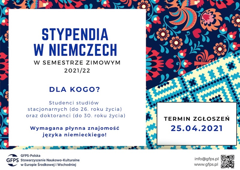 Program Stypendialny GFPS-Polska