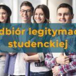 Odbior legitymacji studenckiej EAIiIB